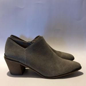 Lucky brand ankle boots size 9.5